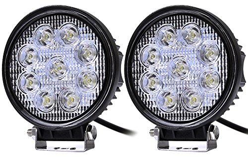36W ALPHA DIMA 4X 36W 72W 120W 180W Faro da Lavoro 6000K LED Luci Impermeabile IP67 Off Road Luci di Lavoro Barra per Fuoristrada Camion Auto