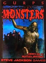 GURPS Monsters