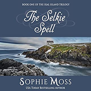 The Selkie Spell audiobook cover art