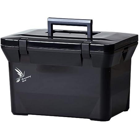 リブウェル(Livewell) 保冷 保温 クーラーボックス 小型 ハミングバード 15L(ブラック)