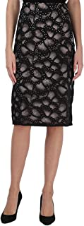 Juicy Couture Butterfly Lace Skirt for Women - Pitch