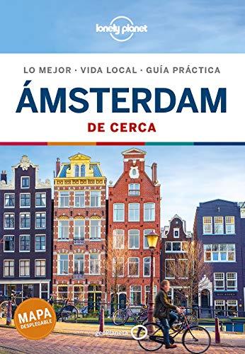 Ámsterdam De cerca 5 (Guías De cerca Lonely Planet)