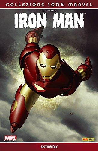 Iron Man. Extremis (Iron Man Extremis)