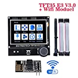 BIGTREETECH DIRECT TFT35 E3 V3.0 Touch Screen /12864 LCD Display Control 3.5 inch + ESP-01S WiFi Modle 3D Printer Parts for Creality Ender 3 CR-10 SKR Mini E3