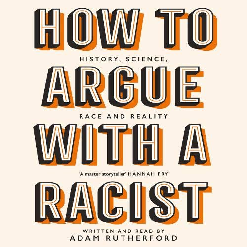 How to Argue With a Racist cover art