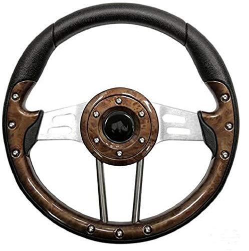 RHOX Club Car DS Golf Cart Steering Wheel (Multiple Colors)