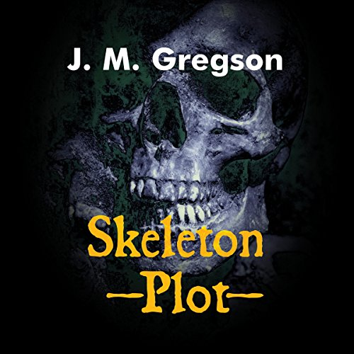 Skeleton Plot audiobook cover art