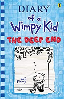 The Deep End: Diary of a Wimpy Kid (15) by [Jeff Kinney]