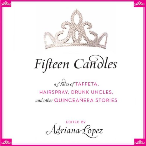 Fifteen Candles audiobook cover art