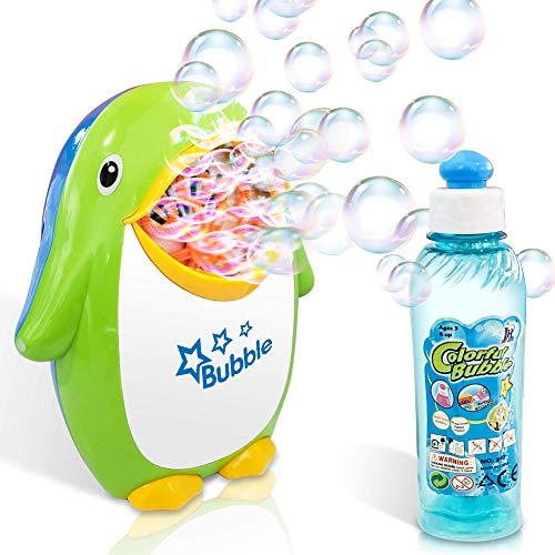 penguin bath bubble blower - 5