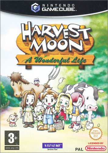 Harvest Moon ~ A Wonderful Life ~