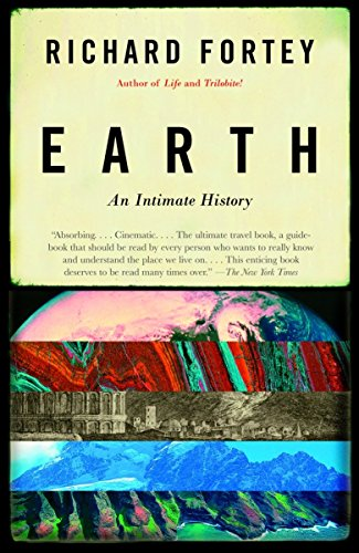 Earth: An Intimate History [Lingua Inglese]