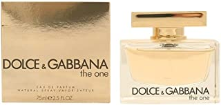 Dolce and Gabbana The One for women - perfumes for women - Eau de Parfum, 75ml