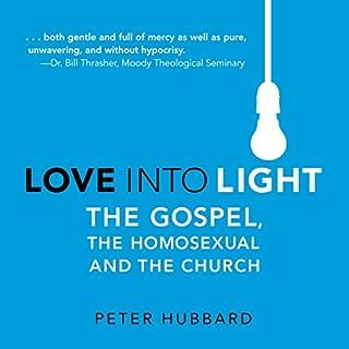 Love into Light audiobook cover art