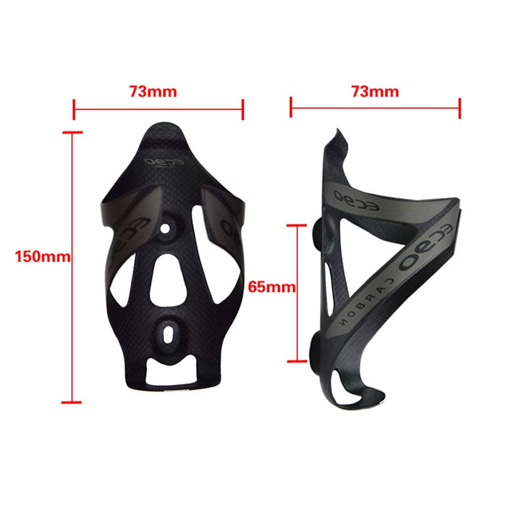 OFF-Road Mountain Bike bicycle Cycling Carbon fiber Water Bottles Holder Cage TW