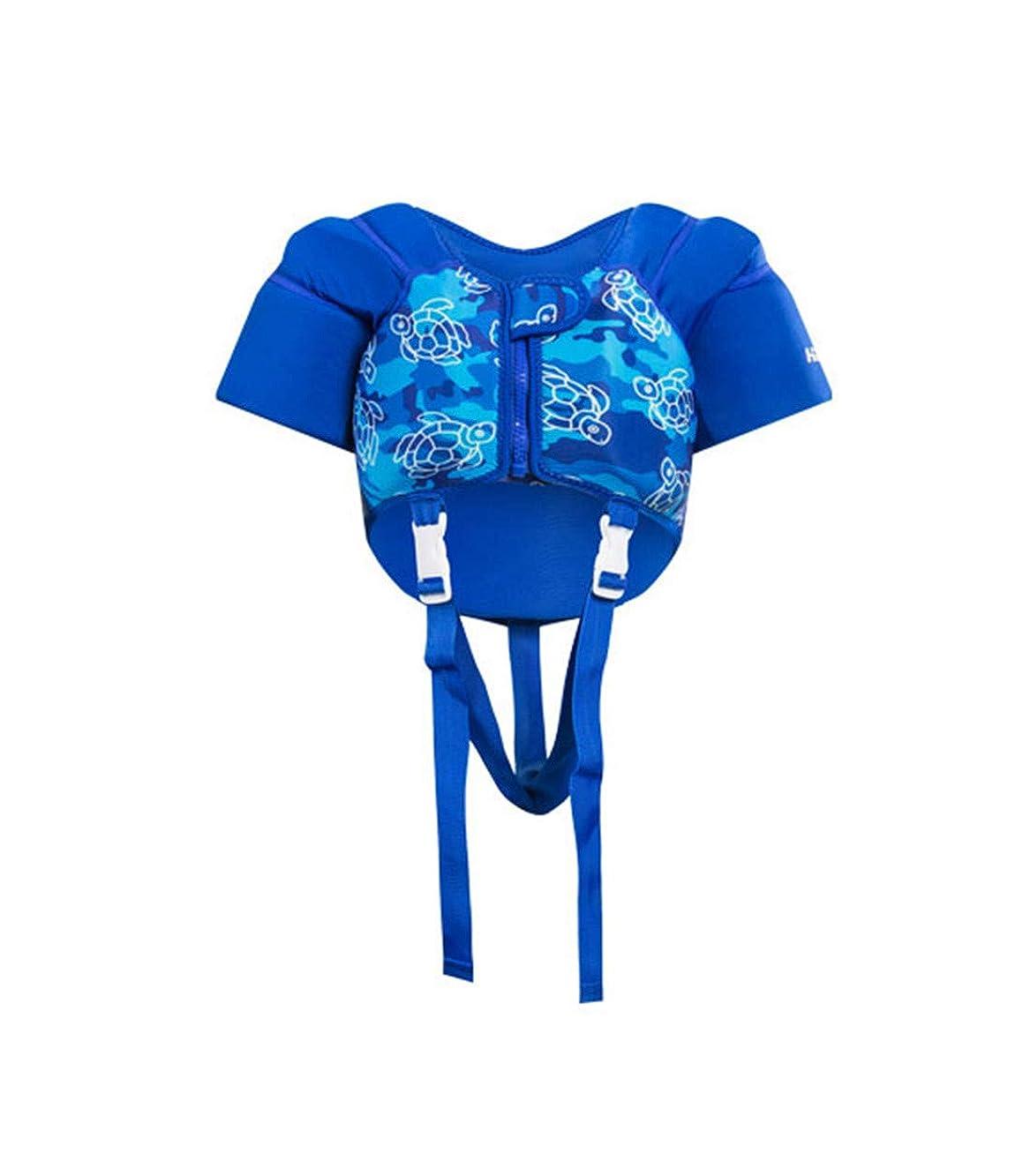プレゼン対応する節約するライフジャケット 子供用 救命胴衣 フローティングベスト フィッシングベスト マリンスポーツ向け 安全保障 漂流 ボートフィッシング 高浮力