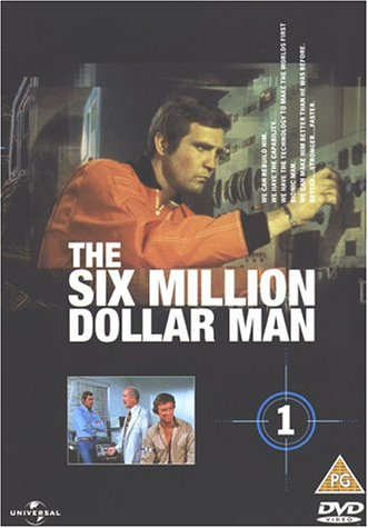 The Six Million Dollar Man - Vol. 1