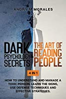Dark Psychology Secret & the Art of Reading People