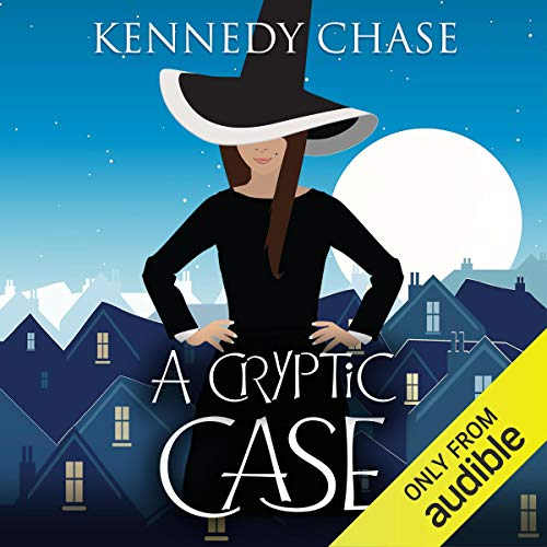 A Cryptic Case audiobook cover art