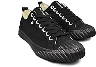 Altercore Rogata Scarpe Ginnastica Tela Nero Unisex Uomo Donna Sneakers