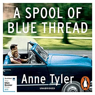 A Spool of Blue Thread cover art