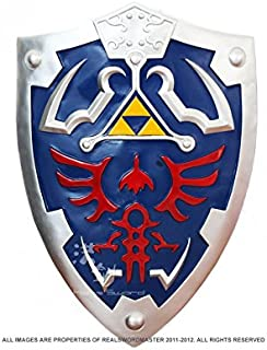 Swordmaster - 1:1 Full SIze Link's Hylian Shield from the Legend of Zelda with Arm Holder New