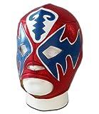 LUCHADORA Atlantico Masque Lucha Libre Wrestling Catch Mexicain Rouge
