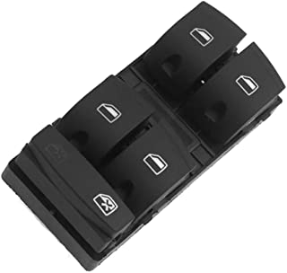 Autoly Driver Side Power Window Switch for Audi A3 A6 S6 C6 Allroad Q7 RS6 4F0959851F