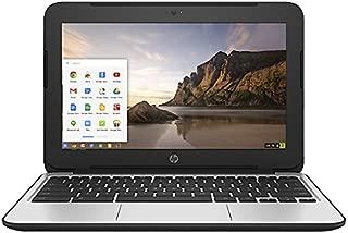 HP Chromebook T4M34UT#ABA 14-Inch Laptop (Intel Celeron Processor, 4 GB RAM, 32 GB SSD, Chrome OS), Black