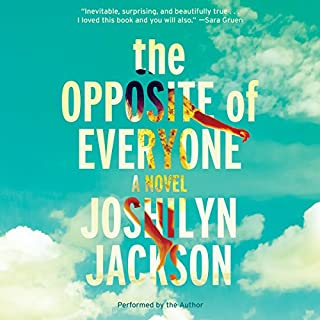 The Opposite of Everyone audiobook cover art