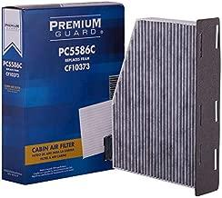 PG Cabin Air Filter PC5586C| Fits 2005-18 Volkswagen Jetta, 2006-19 Jetta, 2009-17 Volkswagen CC, 2009-17 Tiguan, 2013-18 Audi Q3