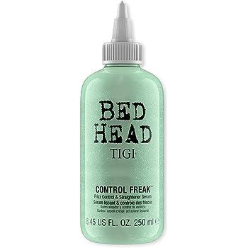 TIGI Bed Control Freak Serum for Frizz Control on Curly or Coarse Hair, 250 ml