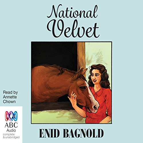 National Velvet audiobook cover art