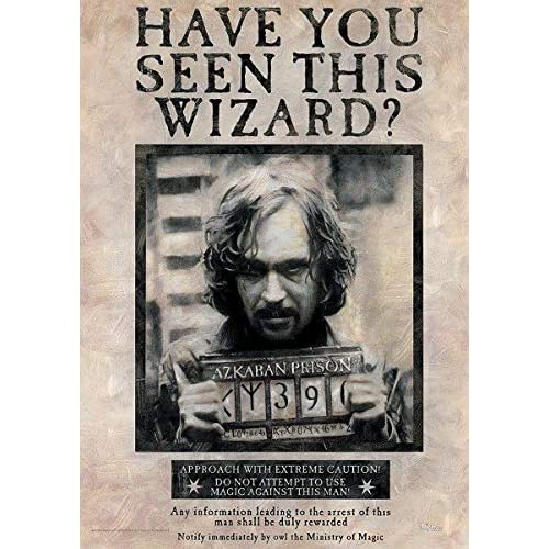 Poster Voluto Sirius Black, Harry Potter
