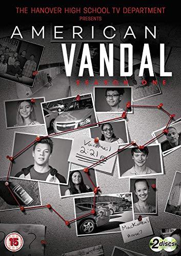 American Vandal Season 1 Set (2 Dvd) [Edizione: Regno Unito]
