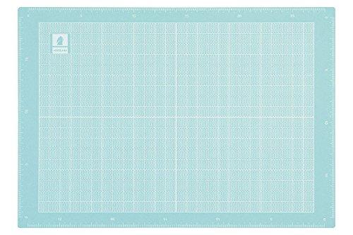 ホースマン カッターマット 300×210mm KTS-A4-G グリーン