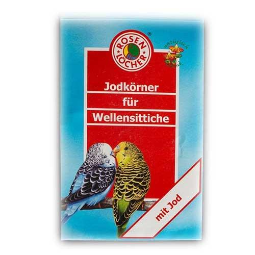 Rosenlöcher- Jodkörner 20g