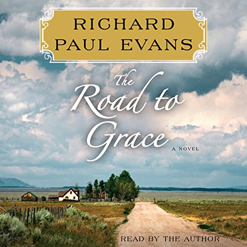 The Road to Grace audiobook cover art