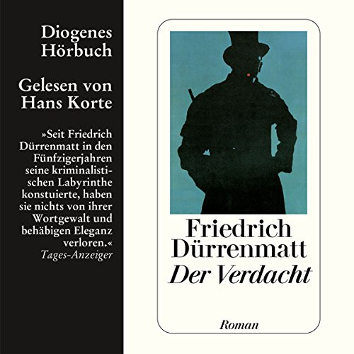 Der Verdacht audiobook cover art