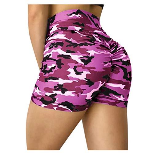 Dames-shorts, nauwsluitend zitvlak, yogabroek, leggings, voor gymnastiek, sportief, fitness, rij-shorts, antislip basis, yogabroek voor dames.