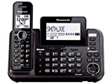 Best 2 Line Cordless Phones - Panasonic KX-TG9541B Link2Cell Bluetooth Enabled 2-Line Phone Review
