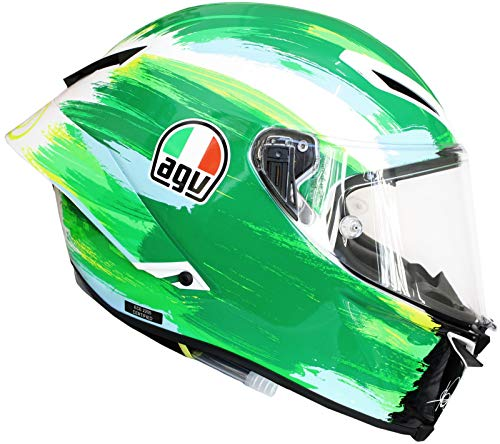 AGV Pista GP RR - Mugello 2019 - Limited Edition - Motorcycle Helmet - Size L