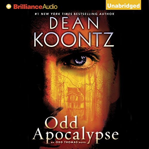 Odd Apocalypse audiobook cover art