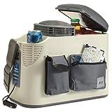 VECTOR VEC223 Travel Cooler & Warmer Deluxe Console