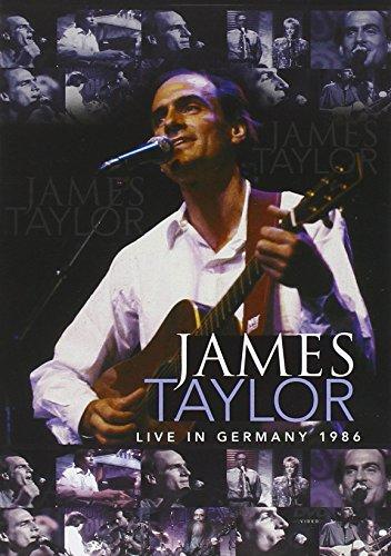Taylor James - Live In Germany 1986 (Import) (Dvd) Taylor, James