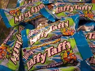 Candy Laffy Taffy Blue Raspberry, 1 lb bag