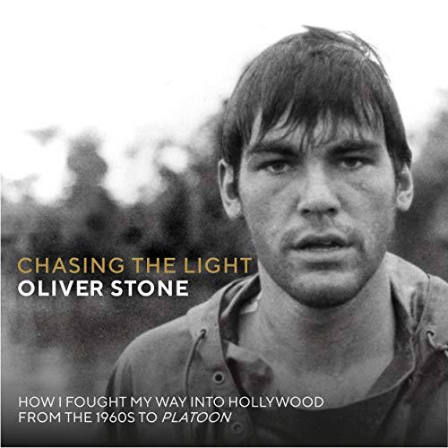 Chasing The Light audiobook cover art