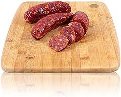 Salsiccia di Calabria DOP - stagionata - piccante