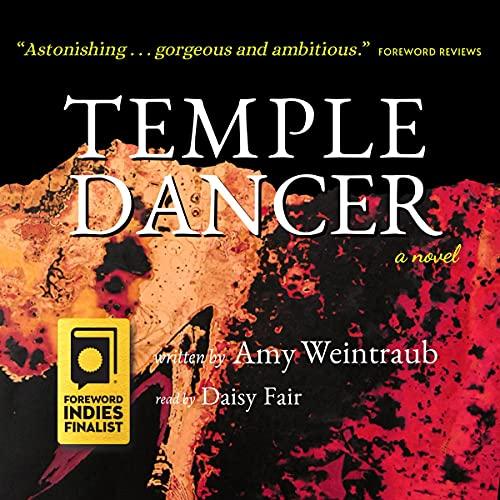 Couverture de Temple Dancer