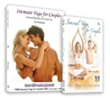 Intimate Yoga For Couples with 270 Color Photos & Free DVD